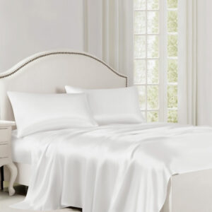 buy silk bedding
